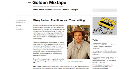 Golden Mixtape